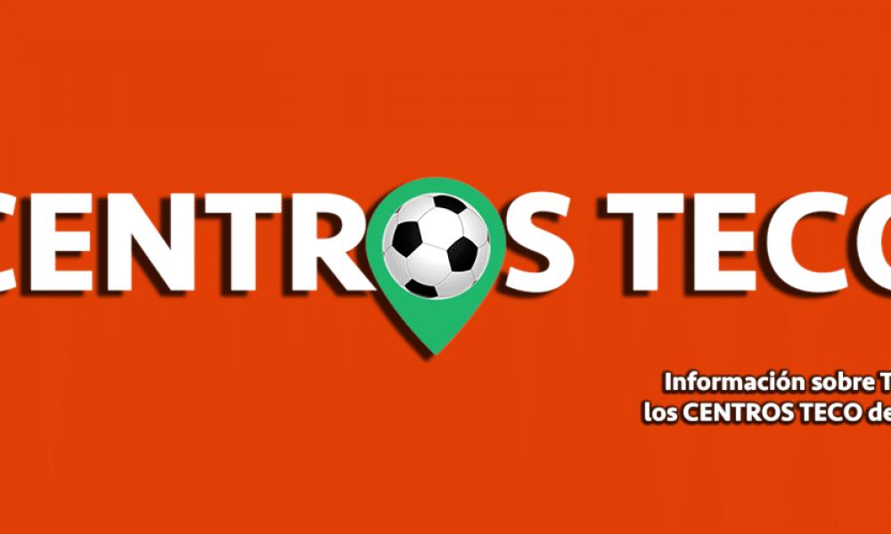 Centros TECO Logo Largo