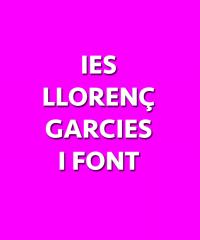 IES Llorenç Garcies i Font