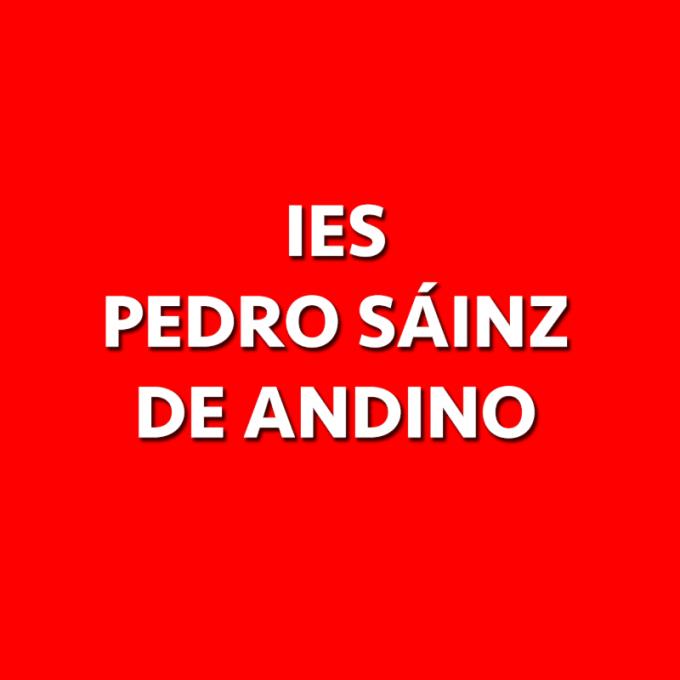 IES Pedro Sáinz de Andino