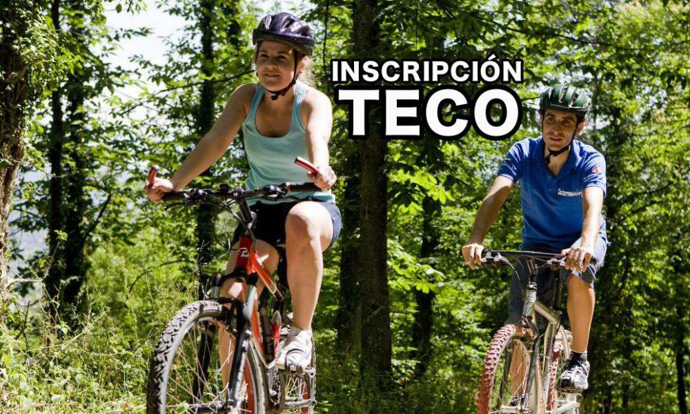 TECO inscripción